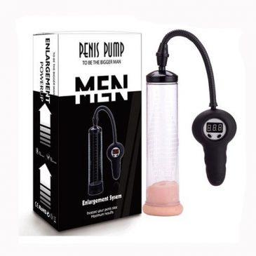 Máy tập làm to cậu nhỏ Penis Pump Men