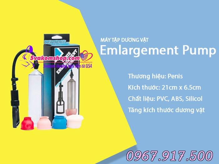Thông số kỹ thuật của máy bơm Penis Enlargement Pump