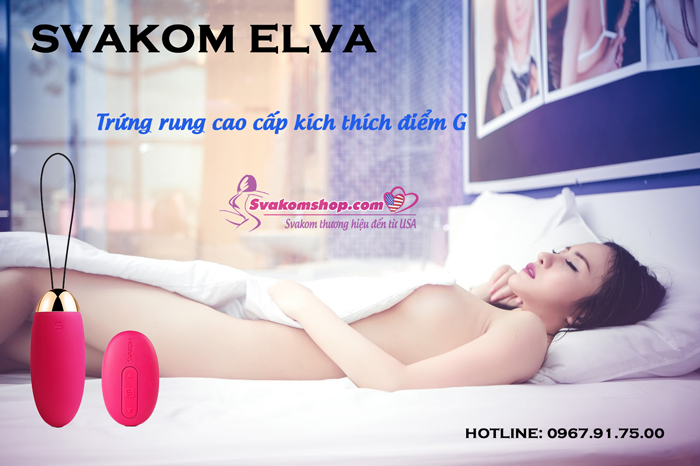 Svakom Elva - 3