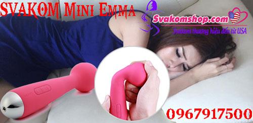 Máy rung cây đũa thần SVAKOM Mini Emma