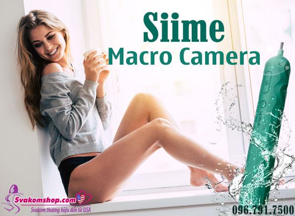 Svakom Siime máy rung có Camera kích thích điểm G